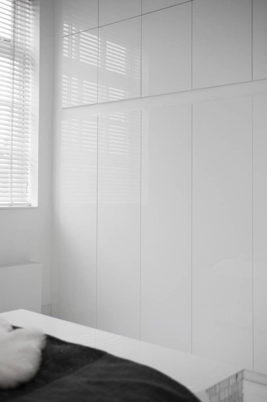 City apartment :  Slaapkamer door J.PHINE