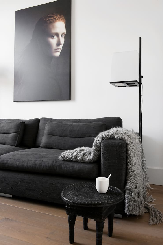 City apartment :  Woonkamer door J.PHINE