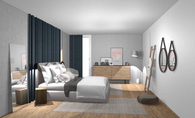 Schlafzimmer Modern Einrichte