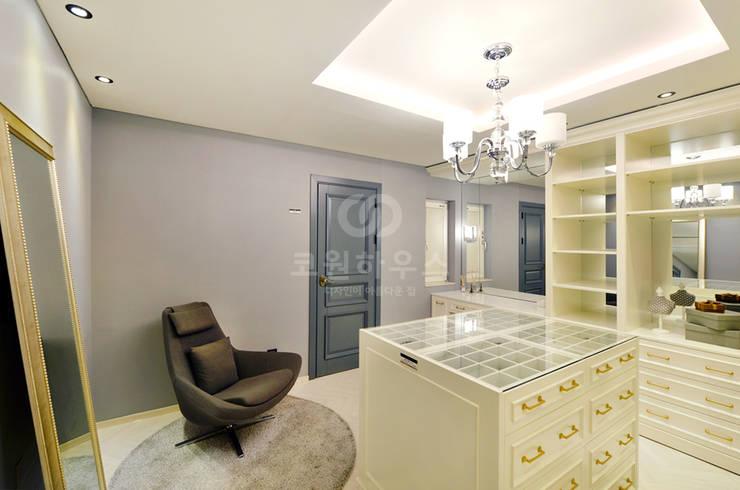 오더프리마1: 코원하우스의  방