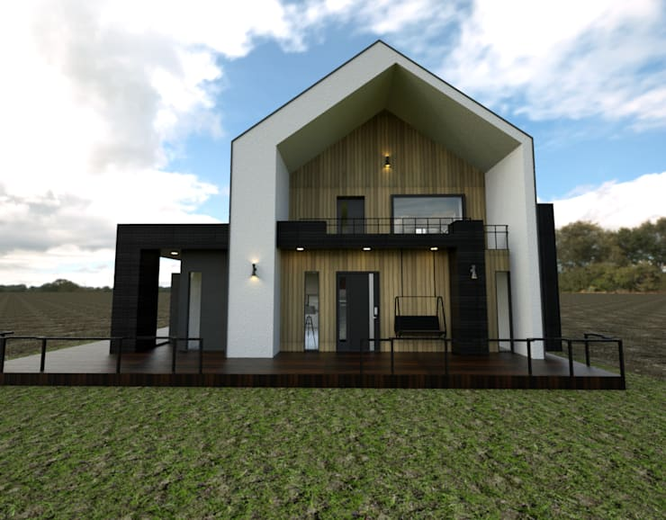 Nhà by 디자인 이업