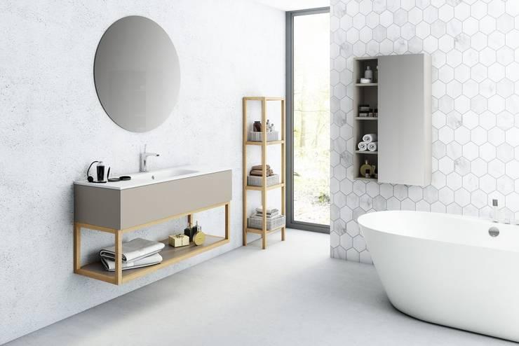 Baños de estilo  por Sumitay