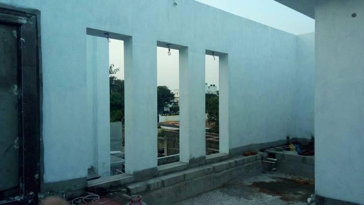 Vertical Garden in Hero Ajith House at Chennai by Vertical Gardens