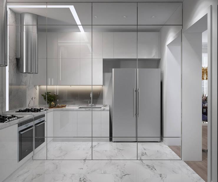廚房 by Инна Азорская