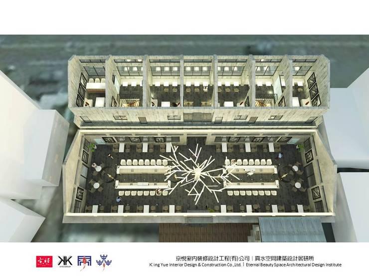 Allestimenti fieristici in stile  di 京悅室內裝修設計工程(有)公司|真水空間建築設計居研所