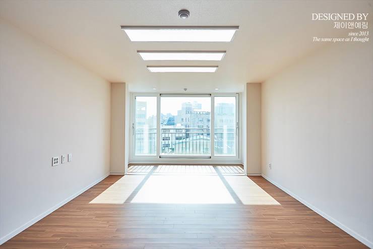غرفة المعيشة تنفيذ 제이앤예림design