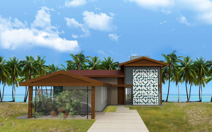 Casas de estilo  por Mutabile