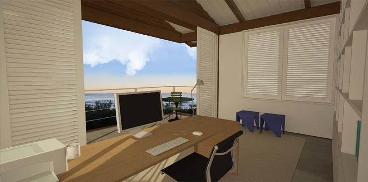 Estudios y despachos de estilo  por Mutabile