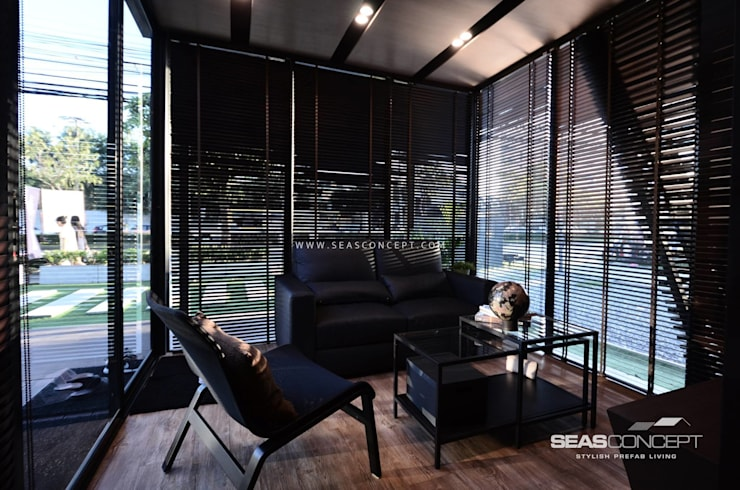 Hive series:  ตกแต่งภายใน by Seastrade Company Limited