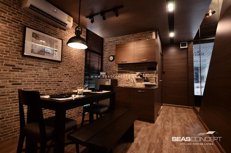Hive series:  ห้องทานข้าว by Seastrade Company Limited