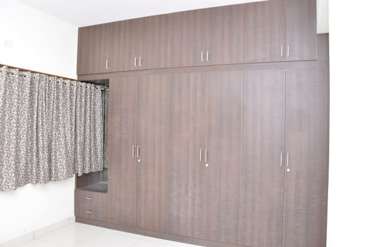 Buy Online Wardrobe In India:  Bedroom by Scale Inch Pvt. Ltd.