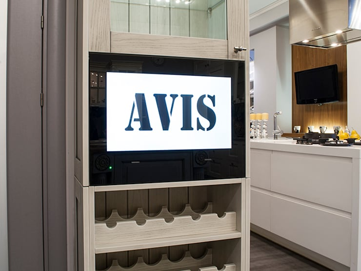 kitchen tv:  Kitchen by AVEL