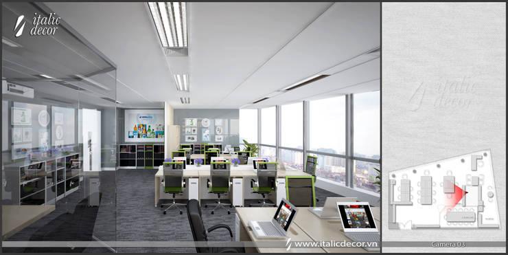 Study/office by ITALIC DECOR