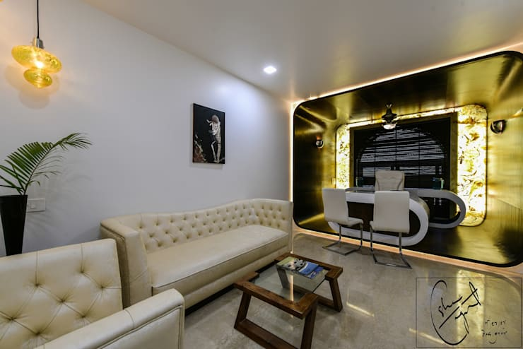 Office Project, Bilaspur: modern Study/office by ES Designs