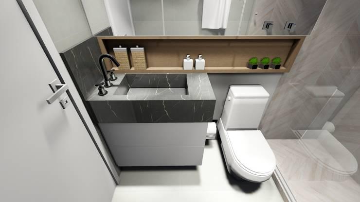 Baños de estilo  por Studio²