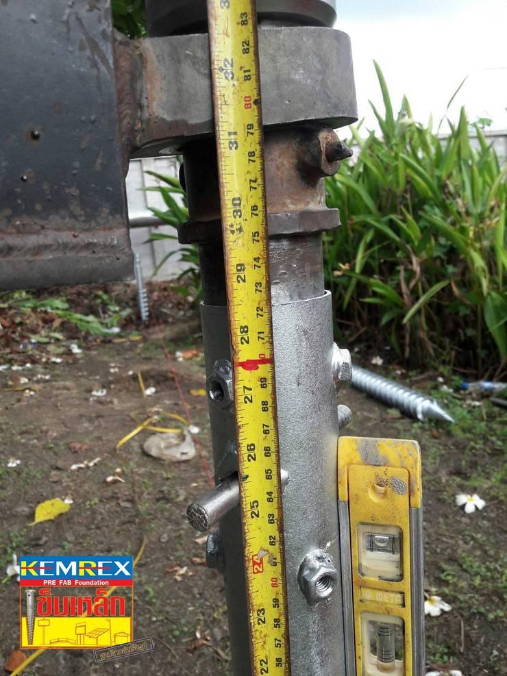 งานท่อส่งน้ำดับเพลิง จ.ลพบุรี:   by บริษัทเข็มเหล็ก จำกัด