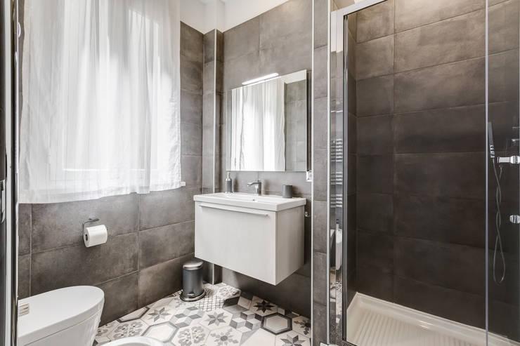 Idee per un lavabo perfetto in un bagno piccolo