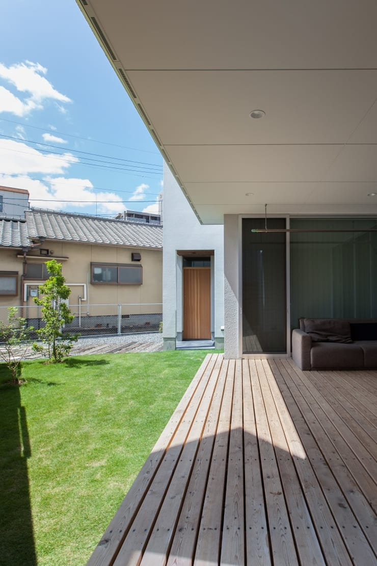 Garden by 株式会社ココロエ, Modern
