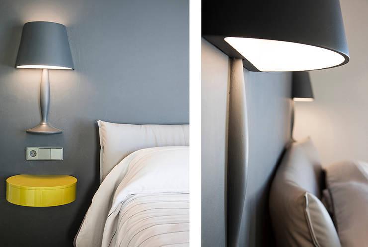 Camera da letto in stile  di Silvia R. Mallafré