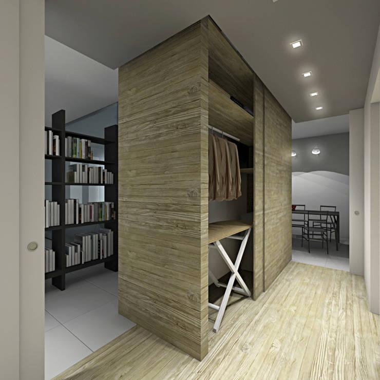 Ruang Ganti by SOA Spazio Oltre l'Architettura