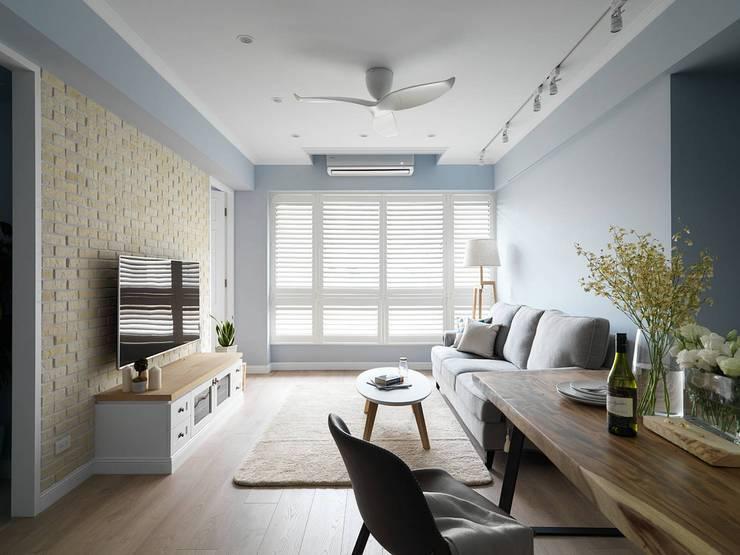 Ruang Keluarga by 木皆空間設計