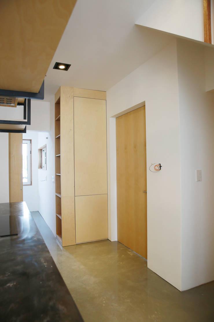 유유자적: AAPA건축사사무소의  방