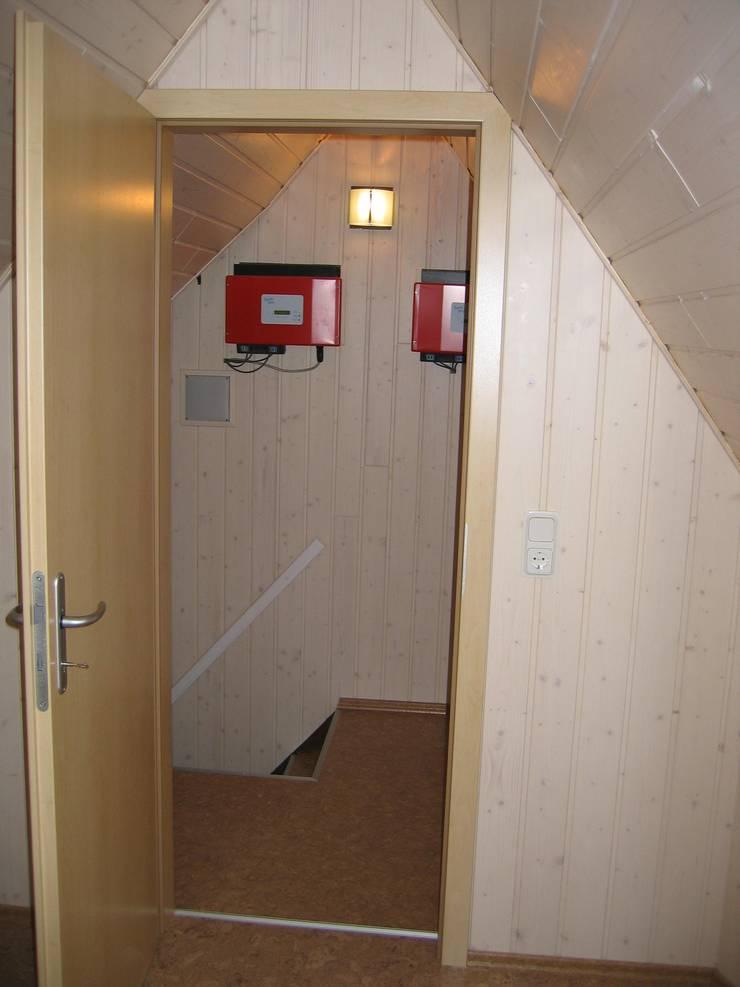 Bevorzugt Dachbodenausbau aus Meisterhand von Parkett Kessel HZ66