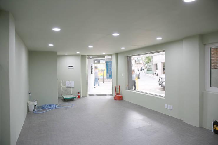 1층 근생: AAPA건축사사무소의