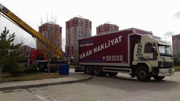 غرفة الملابس تنفيذ Ankara Şehir Dışı Eşya Taşımacılık Şirketleri