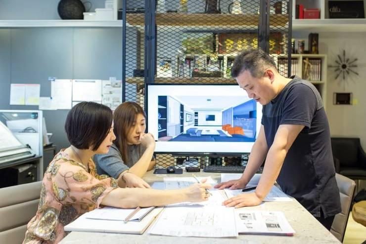 「專訪」用專業形塑家的內在精神 - 達圓室內設計 :   by 達圓設計有限公司
