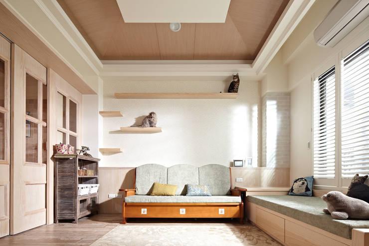 「專訪」用專業形塑家的內在精神 – 達圓室內設計 :   by 達圓設計有限公司