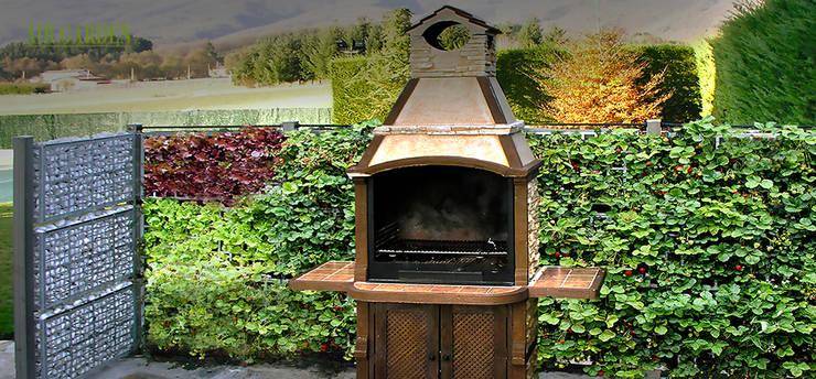 Jardines de estilo  por AIR GARDEN