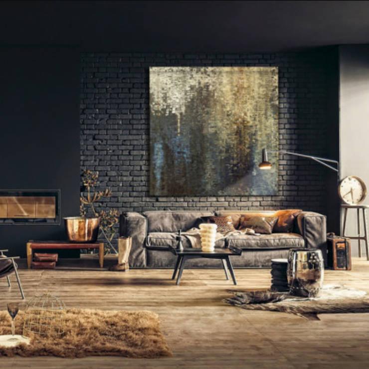 Wanddecoratie Drops:  Muren & vloeren door Sfeerberg wonen & meer