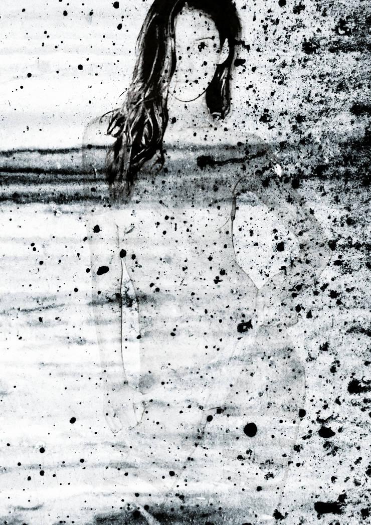 Wanddecoratie Storm:  Muren & vloeren door Sfeerberg wonen & meer