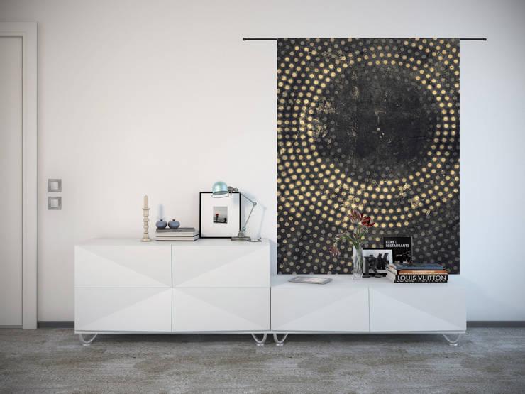 Muurdecoratie Cala:  Muren & vloeren door Sfeerberg wonen & meer