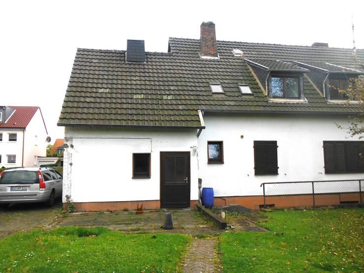 Vorher Nachher 50er Jahre Haus Bekommt Sanierung Mit