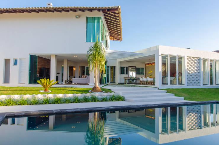 Casas de estilo moderno por Escritório 238 Arquitetura