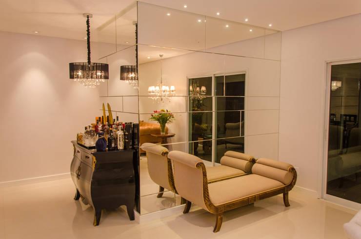 Ruang Keluarga by Escritório 238 Arquitetura