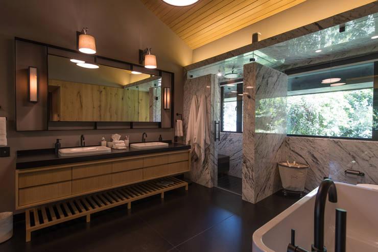 浴室 by ARCO Arquitectura Contemporánea