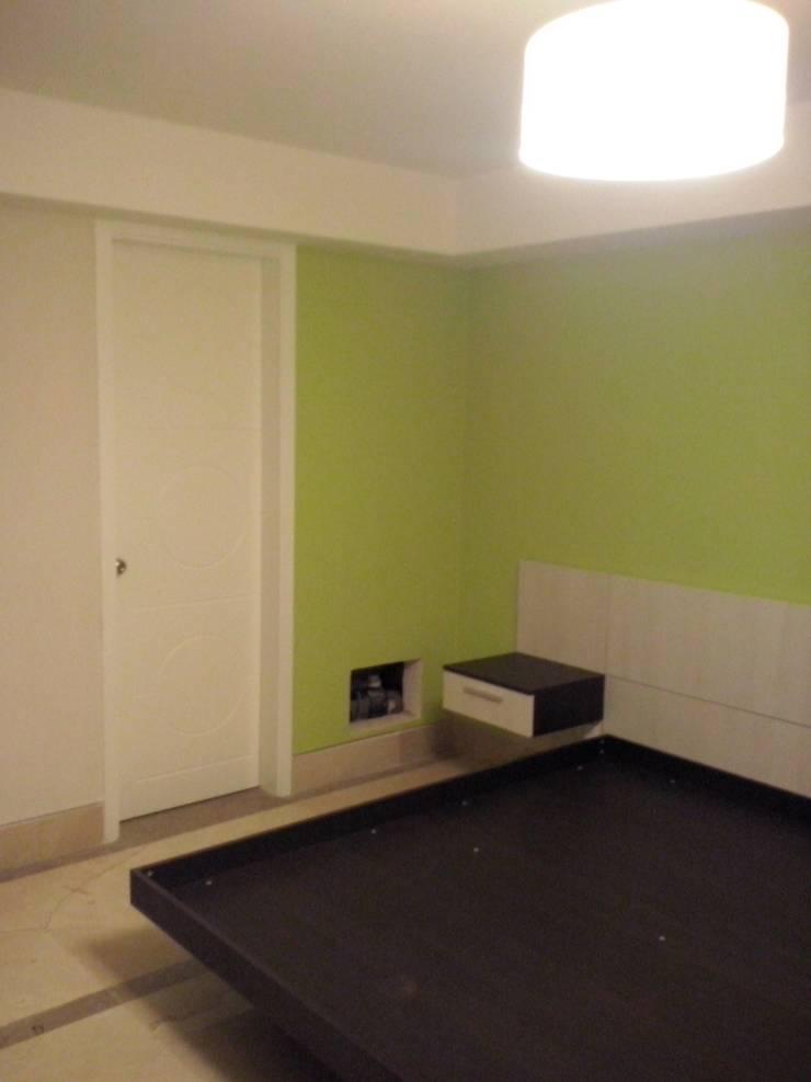 Habitación Principal: Recámaras de estilo  por Tu Obra Maestra