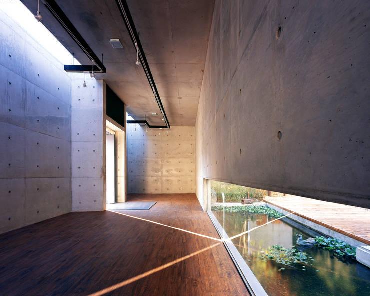 와촌 도자기공방: 건축사사무소 힘의  방,