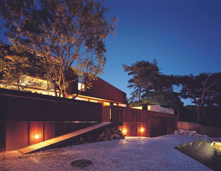 능성동 나무그림자집: 건축사사무소 힘의  주택