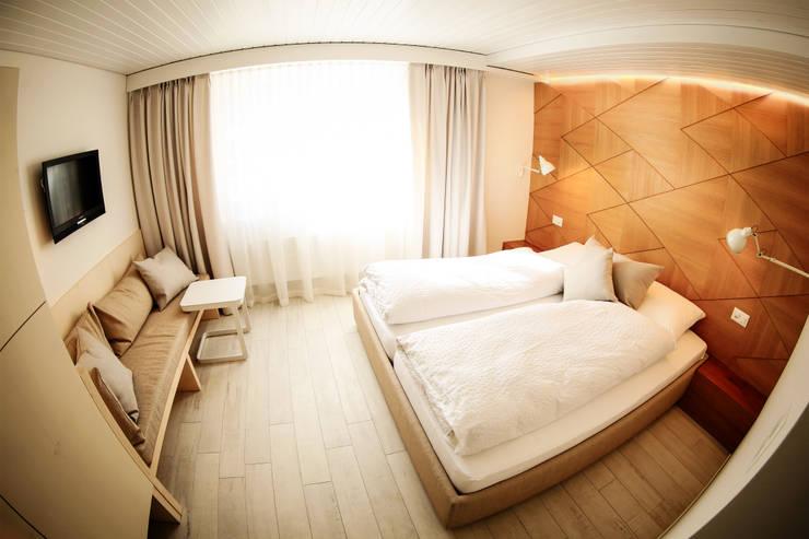 غرفة نوم تنفيذ rossana mingrone innenarchitektur