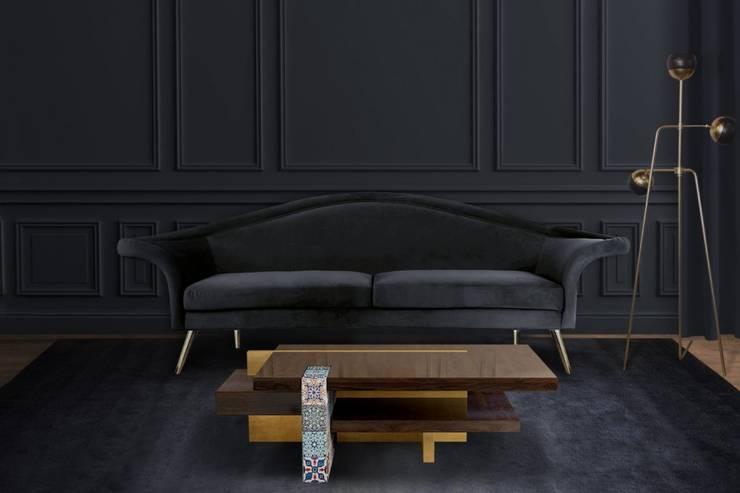 Living room by Malabar