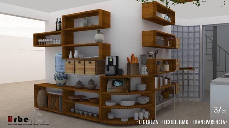 Kastjes Open Keuken : Appartement te huur open keuken slaaphoek kasten douchekamer