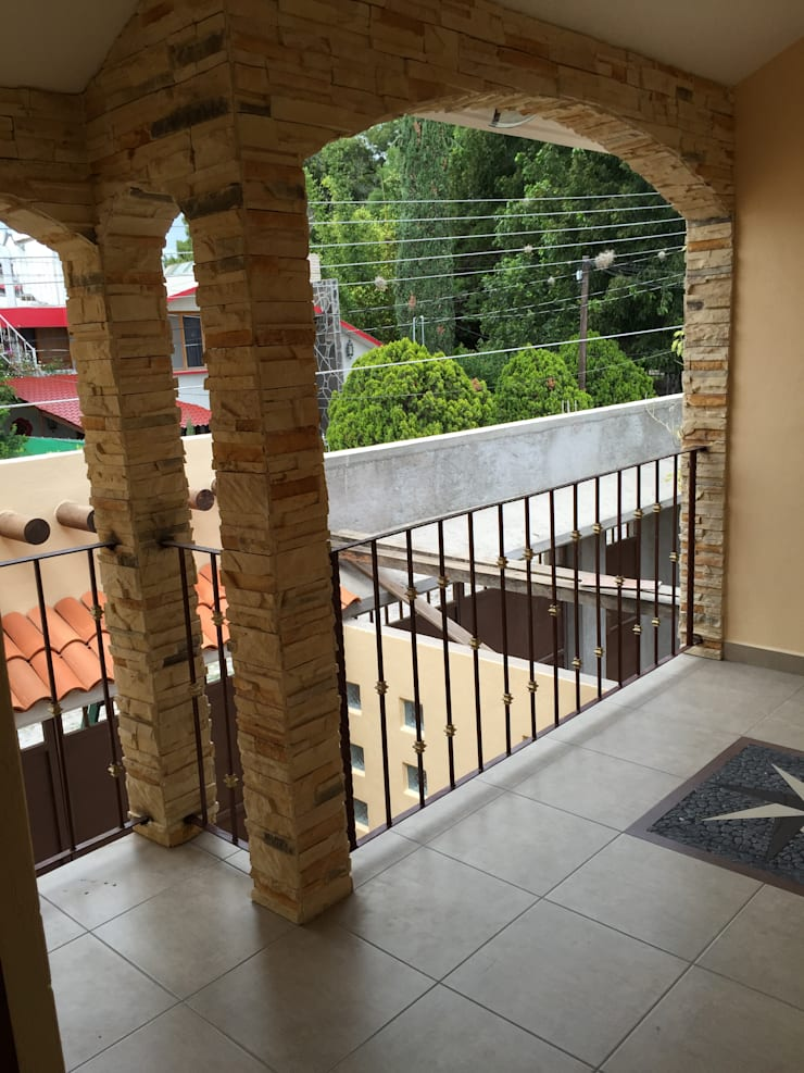 Casa j-Carlo de LUBAAL construcción y arquitectura