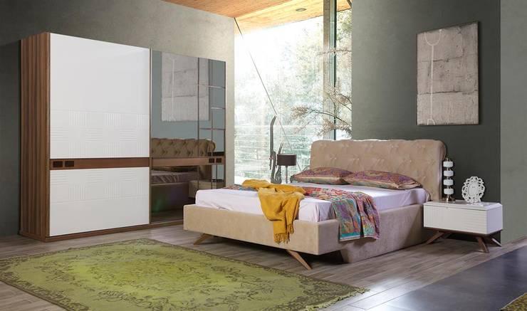 Bedroom تنفيذ YILDIZ MOBİLYA