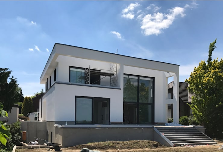 Neubau Haus S Von Klaus Mas Architektur Homify