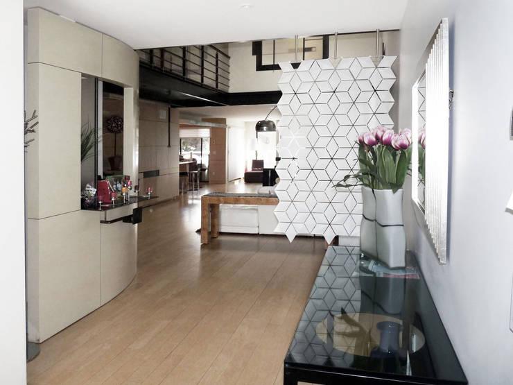 modern Living room by Bloomming