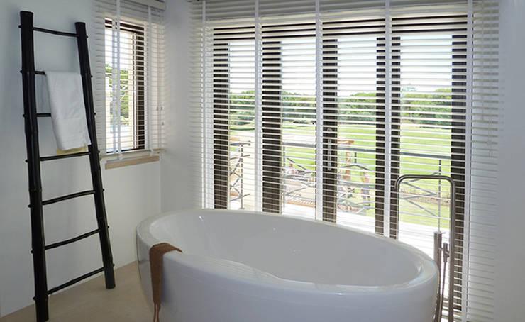 Vakantiewoning Portugal:  Badkamer door design iD
